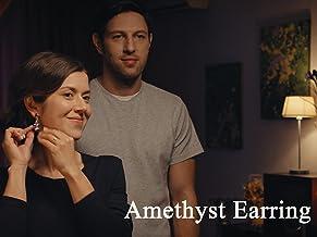 The Amethyst Earring