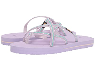 Teva Kids Olowahu (Big Kid) (Lindi Orchid Bloom) Girls Shoes