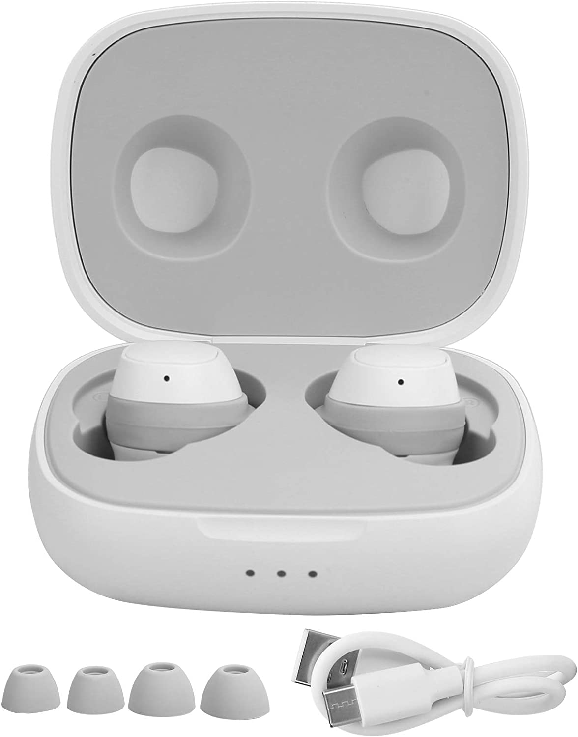 40% OFF Dallas Mall Cheap Sale Wireless Earbuds Headset Highdefinition Smart Touc Quality Sound