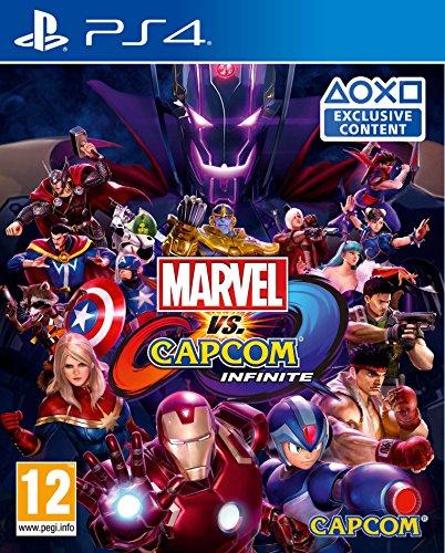 Capcom Marvel Vs Infinite (PS4)