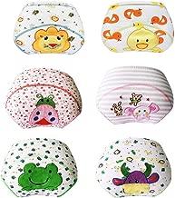 BabyFriend Soft Train ** Braga de aprendizaje reutilizables Pack de 3 unidades Potty Training Pants ** ni/ña de 2-3 a/ños
