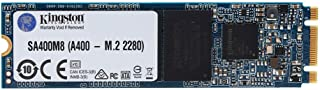 Kingston A400 SSD SA400M8/240G - Disco duro sólido interno M.2 2280 240GB