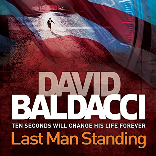 Last Man Standing audiobook cover art