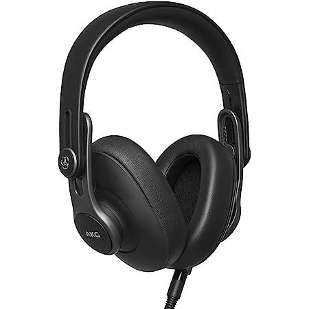 AKG Pro Audio K371 Over-Ear, Closed-Back, Foldable Studio Headphones