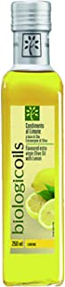 biologicoils有機エキストラヴァージンオリーブオイル レモン 229g