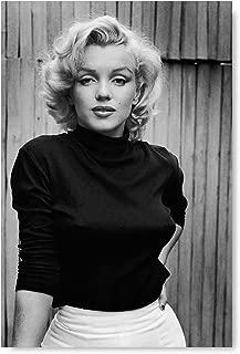 Marilyn Monroe Photo Gift Unframed Poster Decorative Art for Living Room Kitchen Monroe Gift Ideas 11