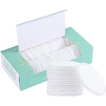 Desechable Algodón Almohadillas, Facial Algodón Almohadillas Desmaquillantes Prefecto Para Limpiar La Cara Removedor (200 Pack): Amazon.es: Belleza