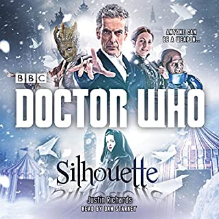 Doctor Who: Silhouette: A 12th Doctor Novel audiobook cover art