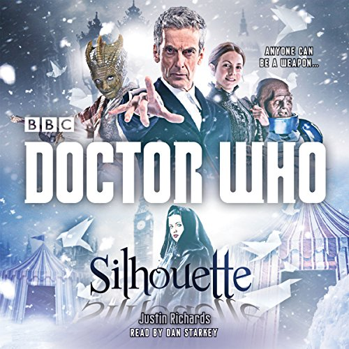 『Doctor Who: Silhouette: A 12th Doctor Novel』のカバーアート