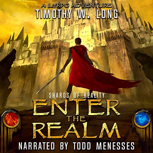Shards of Reality audiobook cover art