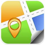 Maps are available offline Detailed high resolution vector 17xZOOM Compass feature Points of interest and address search