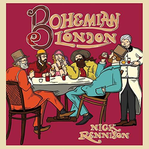 Bohemian London cover art
