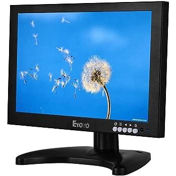 Eyoyo 10 Pulgadas IPS LED Full HD Monitor con HDMI/BNC/VGA/USB Función y Altavoz (10 Inch 1920x1200): Amazon.es: Electrónica