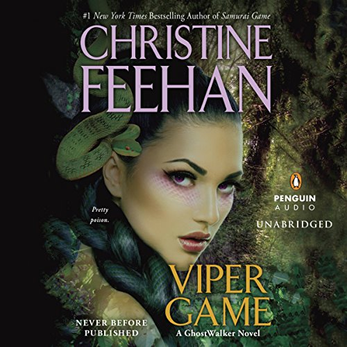 Viper Game audiobook cover art
