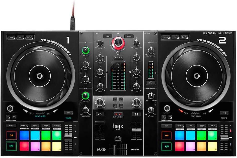 Hercules DJ Control Impulse controlador DJ