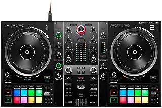 Hercules DJControl Inpulse 500: 2-decks USB DJ-controller voor Serato DJ Lite en DJUCED (meegeleverd). Ingebouwde audiover...