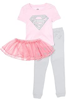 justice league girl pajamas