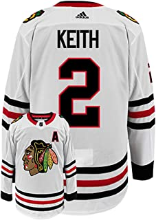 chicago blackhawks keith jersey