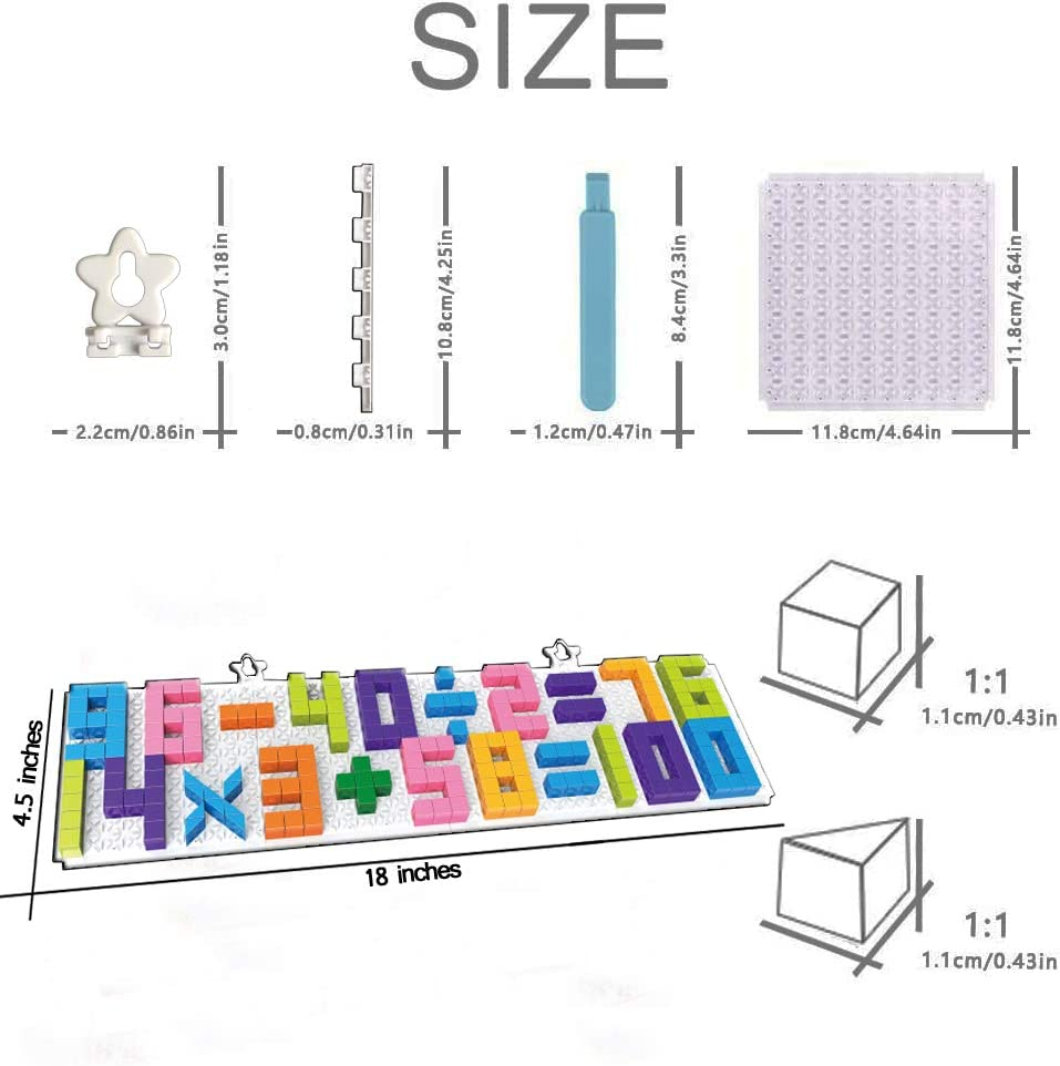Premium STEM DIY Building Blocks Toy for 4 5 6 7 8 Year Old Boys Girls Learning Tool Birthday Gift Cohude 420PCS Excavator Vehicle Pattern Block Mosaic Puzzle Playset for Kids with 4 Boards