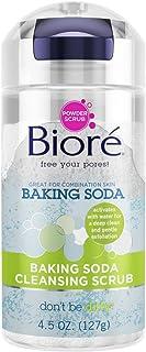 Biore Baking Soda Powder Cleanser, 4.5 Ounce by Bior