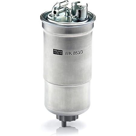 Original Mann Filter Kraftstofffilter Wk 853 3 X Kraftstofffilter Satz Mit Dichtung Dichtungssatz Für Pkw Auto