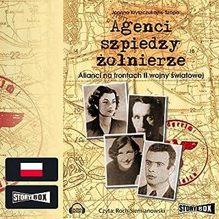 Agenci, szpiedzy, zolnierze cover art