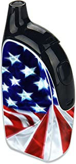 Skin Decal Vinyl Wrap for Joyetech Autopack Penguin Vape stickers skins cover/ Electric American Flag U.S.A.