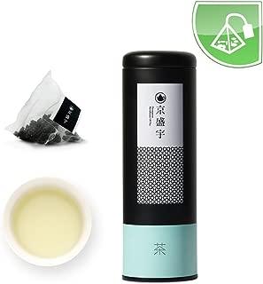 Taiwan Nantou Si Ji Chun Oolong -Full Leaf Tea Bags for Hot & Cold Brewing, 20 Sachets,Jing Sheng Yu