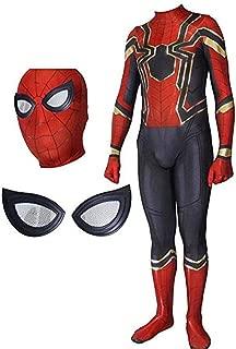 Unisex Spandex Onesie 3D Zentai Suit Costume Cosplay Bodysuit for Audlt/Kids:Homecoming
