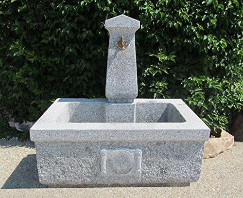 Troester's Brunnenwelt Granitbrunnen 'Forchtenstein' (Art. Nr.: 85943/120)
