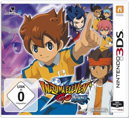 Nintendo Inazuma Eleven GO - Juego (Nintendo 3DS, Adventure / RPG, E (para todos))
