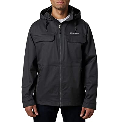 Columbia Tummil Pinestm Hooded Jacket (Shark) Men