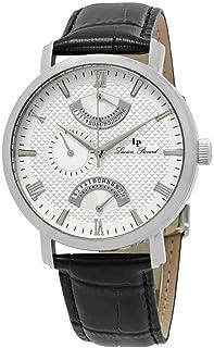 Verona GMT Retrograde White Dial Men's Watch 10340-02S