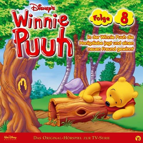 Winnie Puuh 8 Titelbild