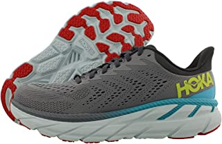 HOKA ONE ONE Men's Clifton 7 Running Shoes Wild Dove/Dark Shadow 10 M US