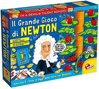 Lisciani Giochi - I'm a Genius El Grande Juego de Newton, 83855