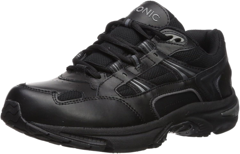 Vionic Women's Walker Classic shoes, 5 B(M) US, Black