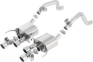 BORLA 11856 Rear Section Exhaust System for C7 Corvette Stingray