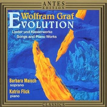 Wolfram Graf: Lieder und Klavierwerke