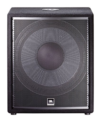 JBL Professional JRX218S Portable Stage Subwoofer, 18-Inch