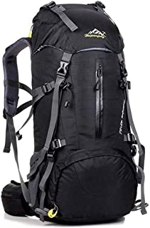 UCSLIFE Mochila Trekking Impermeable 55L & 50L, Mochilas
