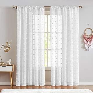Best pom pom trim curtains Reviews