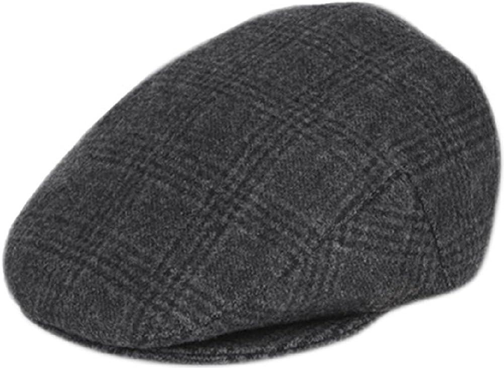 Epoch hats Men's Premium Wool Denver Mall Blend Col Classic Ivy Flat Newsboy Albuquerque Mall
