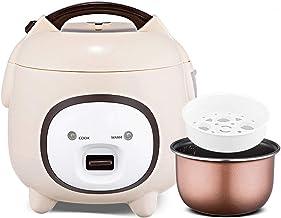 Mini Rijstkoker Elektrische Lunchbox Draagbare Multifunctionele Voedselverwarmer Stoomboot 1.5L Voor Het Koken Van Rijstpa...