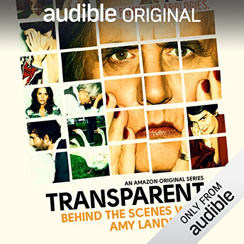 4: Amy Landecker audiobook cover art