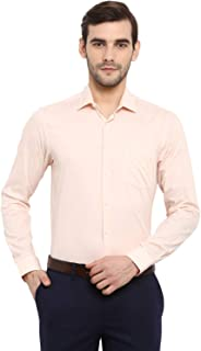 Red Tape Men's Solid Regular fit Formal Shirt
