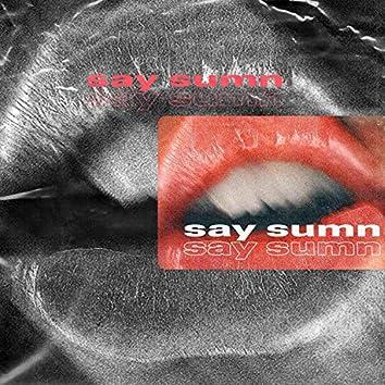 Say Sumn