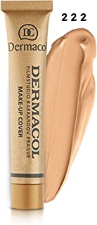 Dermacol Make-up Cover Full Coverage Foundation - 100% Original Guaranteed
