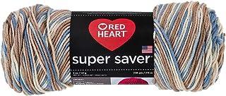 Red Heart Yarn Red Heart Super Saver Yarn 301 Mirage (m)