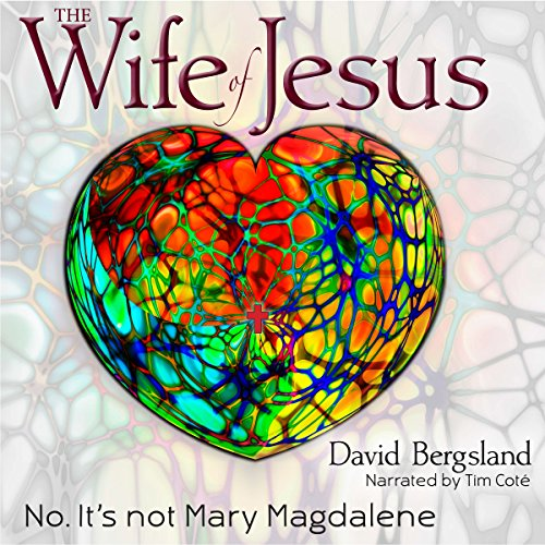 The Wife of Jesus audiobook cover art